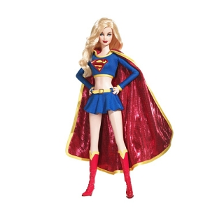 Barbie-collector-supergirl-doll