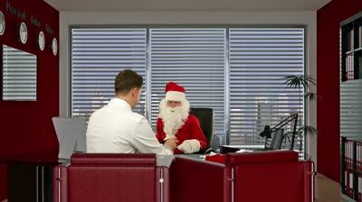 stock-footage-santa-claus-at-doctor-measuring-blood-pressure