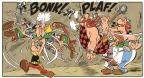 "Traumatska povreda mozga u ""Asteriks"" stripovima"